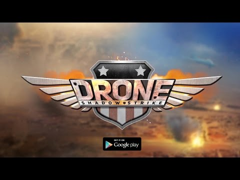 Drone Shadow Strike APK Cover