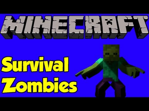 Server de Minecraft 1.6.2 - Survival Zombies (Pirata e Original)