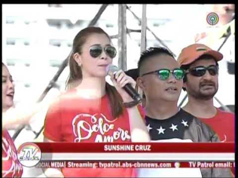 LizQuen, nagpasaya sa kick-off ng 'Dolce Amore' world tour