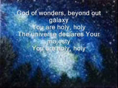 Chris Tomlin - God Of Wonders