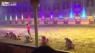 LiveLeak com   Horse Drags Performer to Death