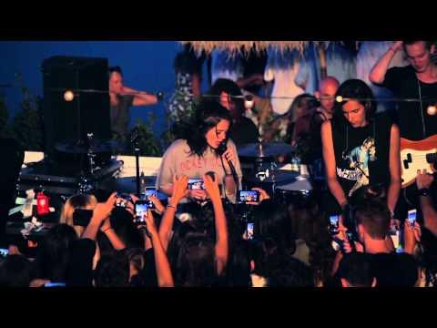 Sky Ferreira Live at The Surf Lodge Montauk