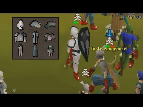 I Went PKing in Every 3rd Age Set SKULLED