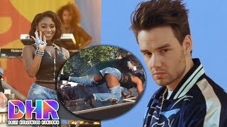 Normani Kordei Falls On Stage Performing 'Down' – Liam Payne's FIRST Music Video LEAKED (DHR)