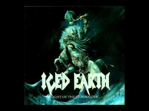 Iced Earth - Night Of The Stormrider (full Album) video