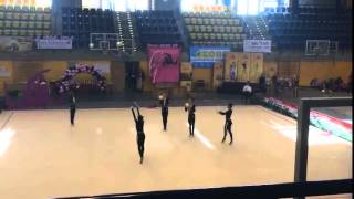 Azerbaijani national rhythmic gymnastics team