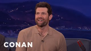 Billy Eichner: No One Would Talk To Sean Spicer At The Emmys  - CONAN on TBS