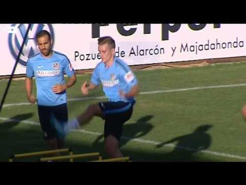 """Simeone: """"Casillas es el que más me gusta del Madrid"""""""
