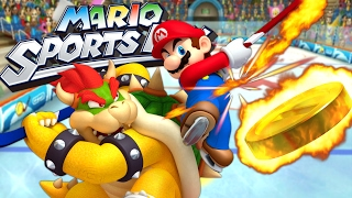 TROP FACILE | MARIO SPORTS MIX HOCKEY MULTIJOUEUR FR #5