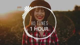 (1 HOUR) Marshmello ft. Bastille - Happier (8D AUDIO)?