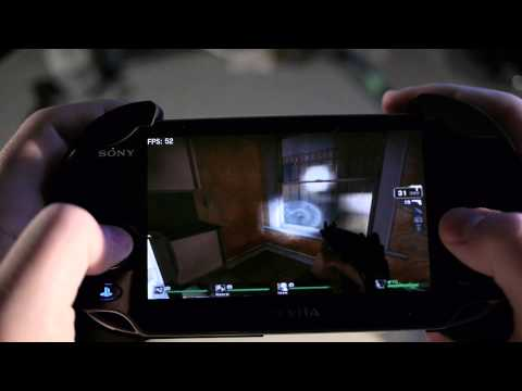 Playstation Vita Left 4 Dead 1080p HD VitaRemoteClient
