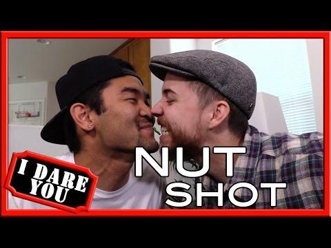 I Dare You: Nut Shot!