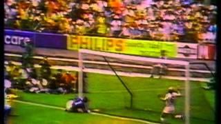 England 0-1 Brazil (1970 World Cup)