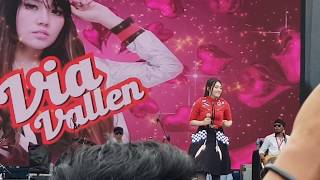 "VIA VALLEN ""LAGI SYANTIK"" DI MXGP 2018 PANGKALPINANG"