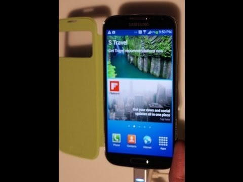 Samsung Galaxy S3 (4.1.2) - Split Screen Demo