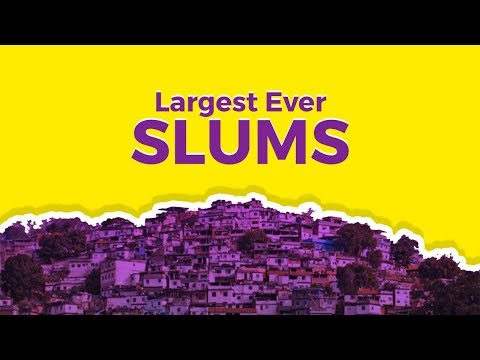 Largest Overcrowded Slums In the World