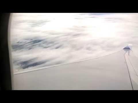 CI-101 Narita to Taoyuan 2014-8-9 over typhoon HALONG part 2