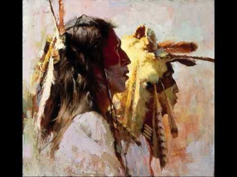 Ly-o-lay-ale-loya - (american Indian Music) video
