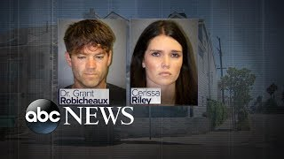 Surgeon and his girlfriend accused of drugging, raping women