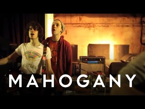 Little Comets - Adultery // Mahogany Session