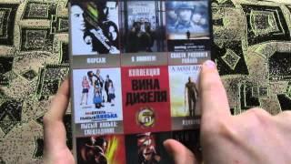 АСМР/ASMR коллекция моих DVD дисков, шепот, шуршание, постукивания