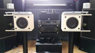 bose 4001. bose 205 direct/reflecting speaker system 4001