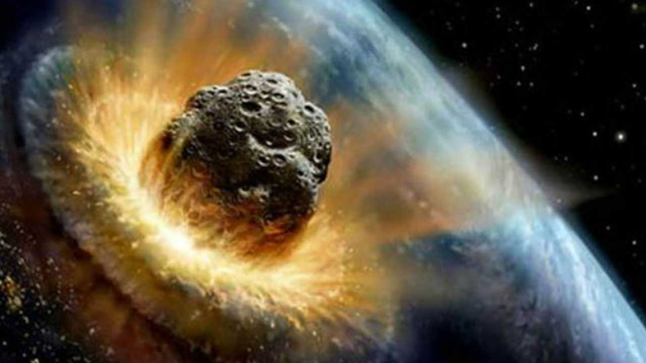 What if an asteroid hit the Earth  HowStuffWorks