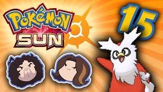 Pokemon Sun: Useful Camera Mechanics - PART 15 - Game Grumps