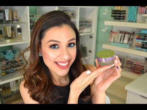 tarte Double Duty Beauty Empowered Hybrid Gel Foundation   Demo + Review