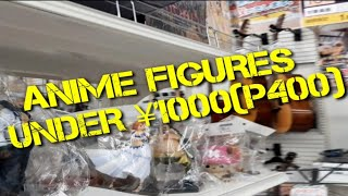 Japan Vlog Anime Figure UNDER ¥1000(P400)