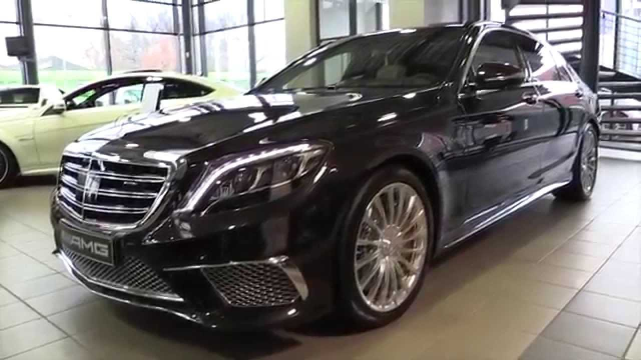 mercedes benz s65 amg 2015 start up in depth review interior exterior youtube. Black Bedroom Furniture Sets. Home Design Ideas