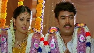 Murattu Kaalai - Sundar C Arrested On His Wedding Day - Murattu Kaalai