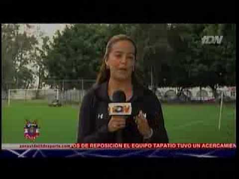 Chapis y la nota del dia desde el entrenamiento de Chivas, Zona Chiva TDN 03 Sep 2013