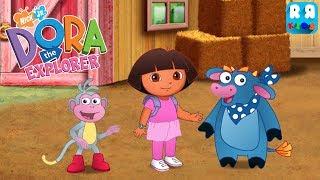 Dora's Ballet Adventure (By Nickelodeon) - Part 1