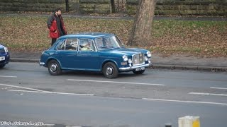 Morris 1100 Cold Start