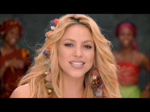 Shakira Waka Waka (Official Musikvideo) Full HD