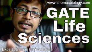 GATE Life sciences entrance exam preparation