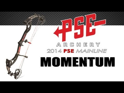2014 PSE Momentum™ : Forgiving Single Cam Compound Bow