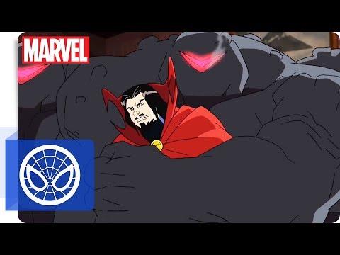 Der ultimative Spider-Man - Gefangenschaft   NEU auf Marvel HQ Deutschland