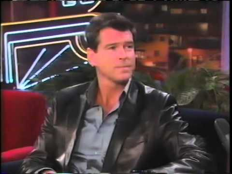 Leno: Pierce Brosnan (1999)