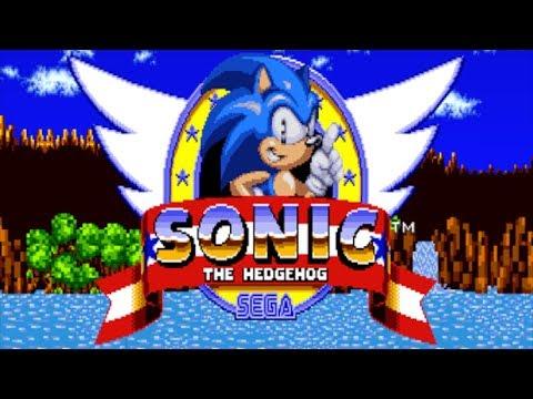 Sonic Adventure Intro