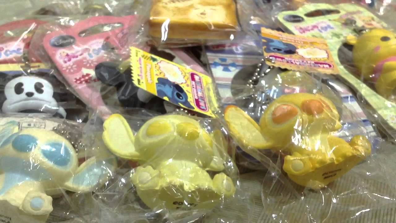 Rare Squishy Package : Ultra RARE(?) Squishy Package from JAPAN. Ep. WOWOOOW - YouTube