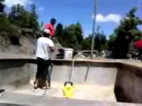 Como hacer una piscina 7 entre rios los angeles chile for Como construir una piscina en chile