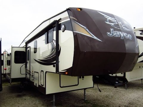 HaylettRV.com - 2014 Jayco Eagle 33.5RKTS Ffith Wheel