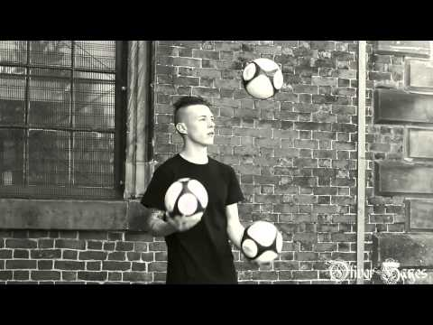 Skills, Tricks and Tekkers #2 ft Oliver Hayes (Real Football)