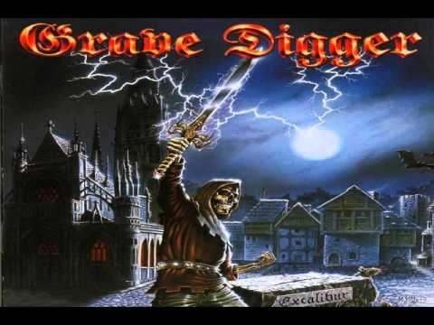 Grave Digger - Emerald Eyes