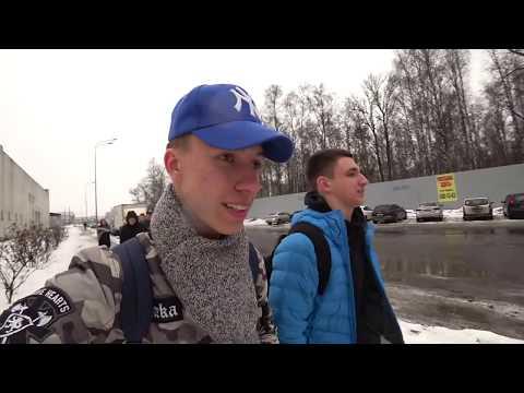Михаил Литвин | Блогерский бой