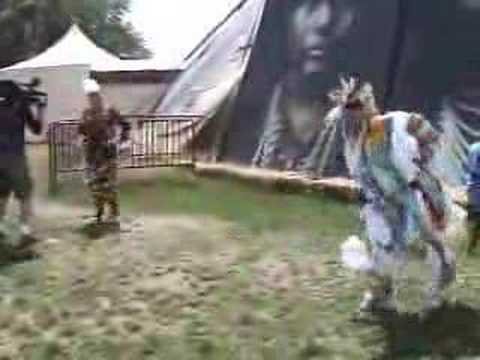 Rudy Youngblood Grass Dancing Video