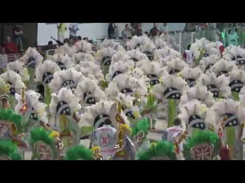 Carnival Brazil Sao Paulo 2013 Anhembi 1080p Hd Canon 5d Mark Ii video