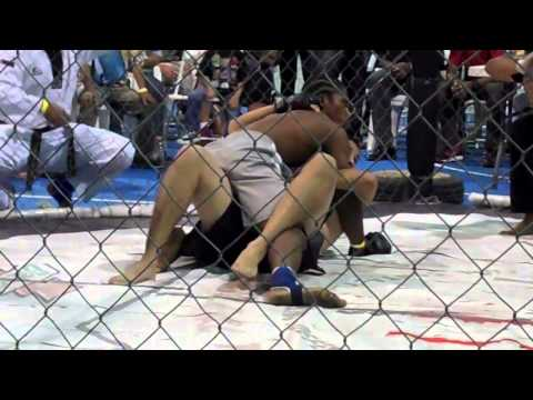 Belize Mixed Martial Arts MMA  2013 Fight #4